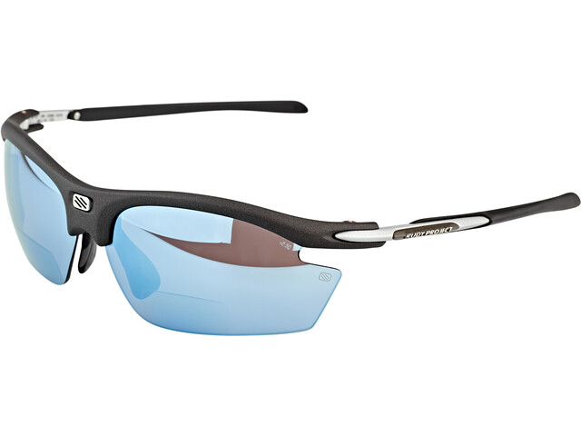 Rudy Project Rydon Readers +2.5 dpt Brille matte black / multilaser ice